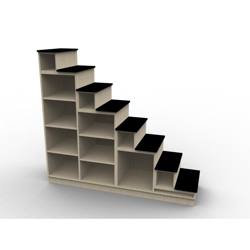 """Escalier bibliothèque """"Venise"""""""
