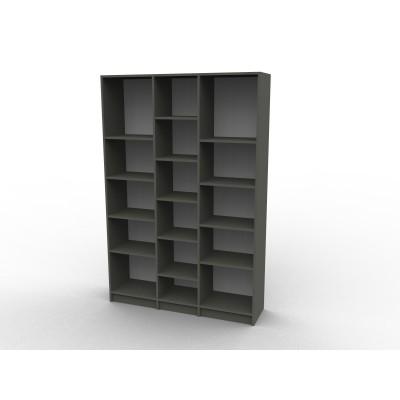 Bibliothèque sur mesure, réalisation sur mesure, modèle Etene