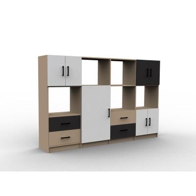 Nachmass Möbel mit Farben