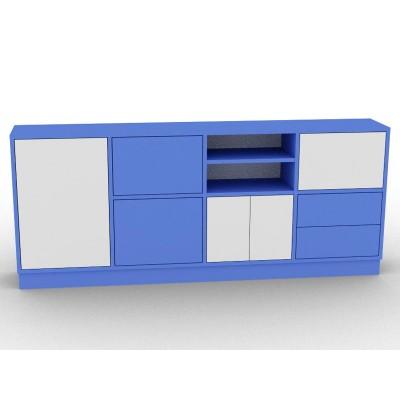 Agencement de meubles sur mesure
