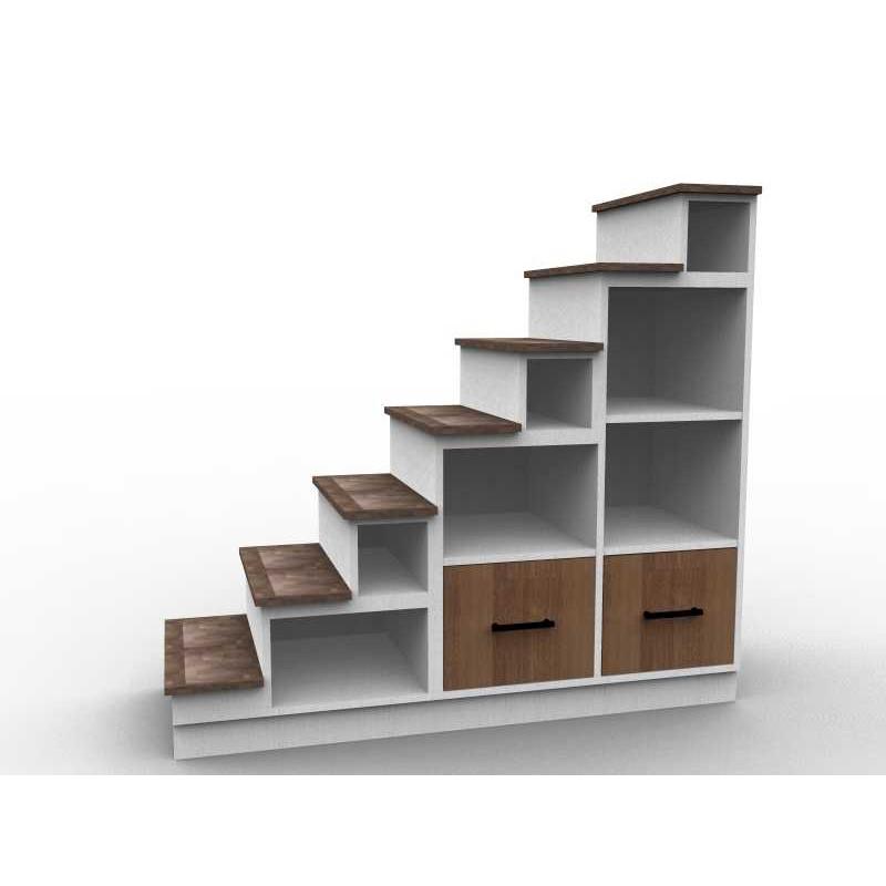 escalier pour mezzanine mod le zen aryga. Black Bedroom Furniture Sets. Home Design Ideas